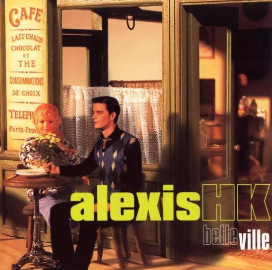 Couverture de l'album Belle Ville d'Alexis HK
