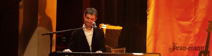 Jean-Manu à Noriac en 2009